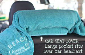 the best beach towel ever aussie fit sport science. Black Bedroom Furniture Sets. Home Design Ideas